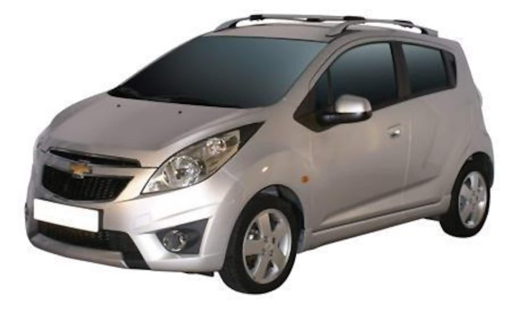 Chevrolet Spark, Nissan Micra, Suzuki Alto