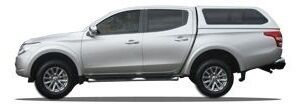 Mitsubishi L200 Double Cab Warrior
