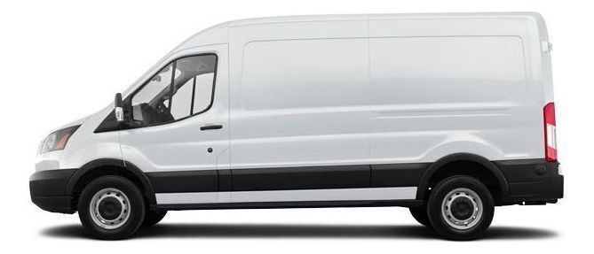 Full Size Commercial Van/Truck