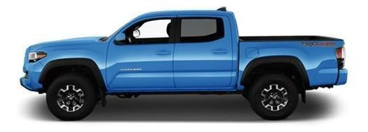Midsize Pickup Regular Cab
