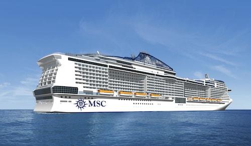 MSC Meraviglia