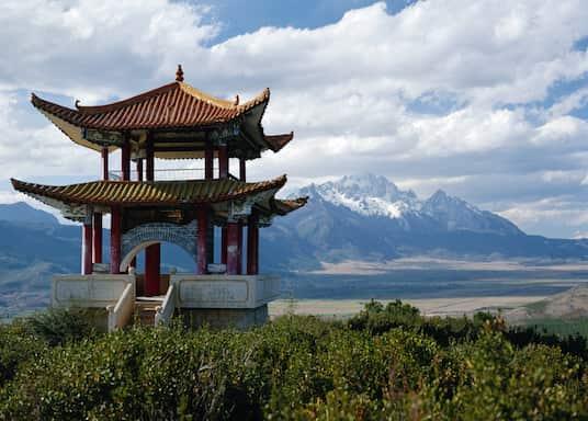 ليجيانج, الصين