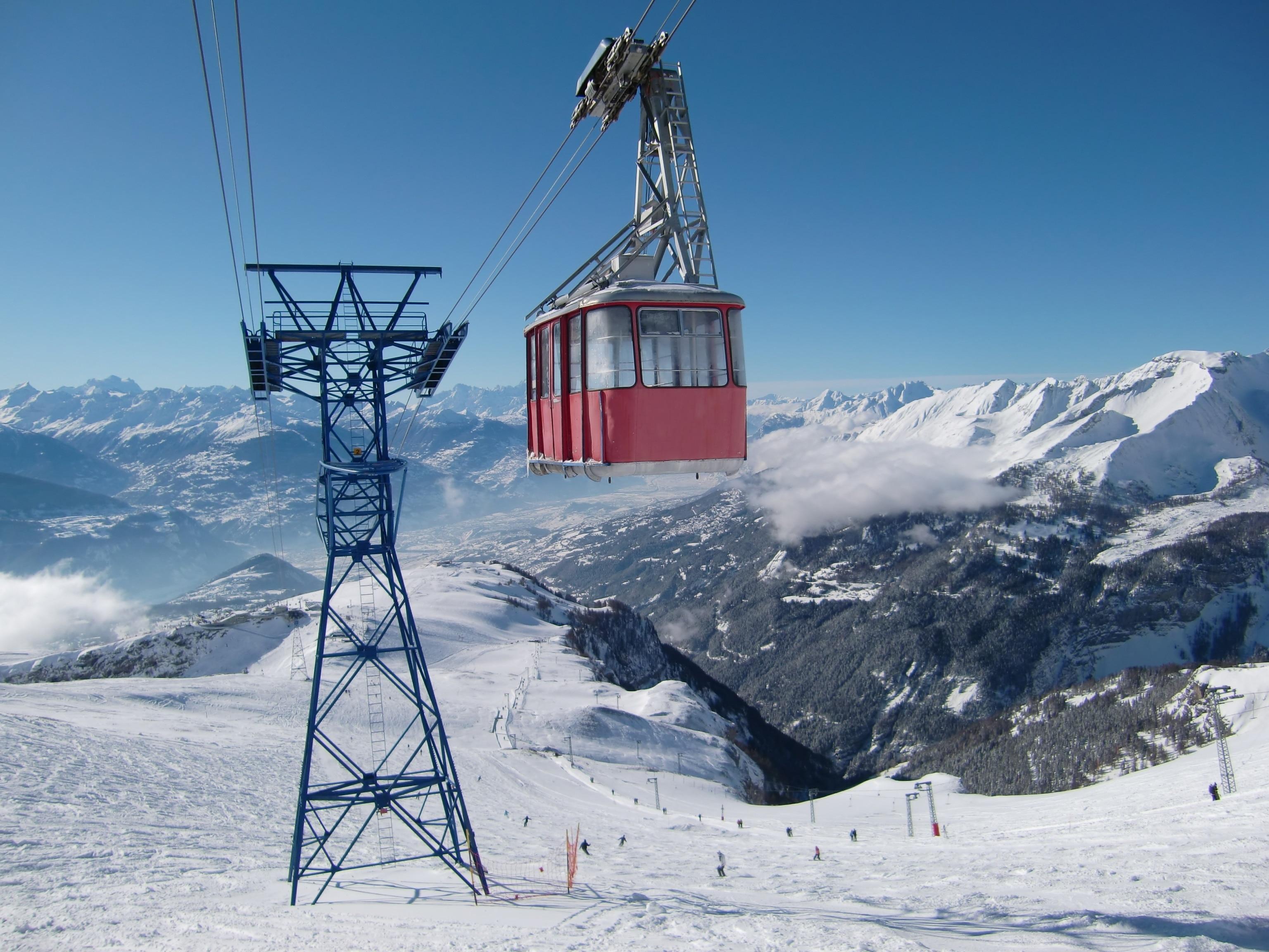 Mollens, Valais, Switzerland