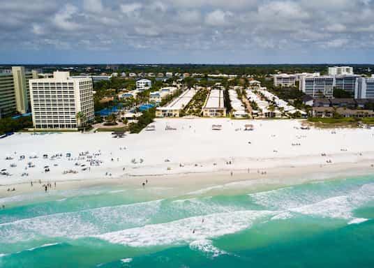Siesta Key, Florida, USA