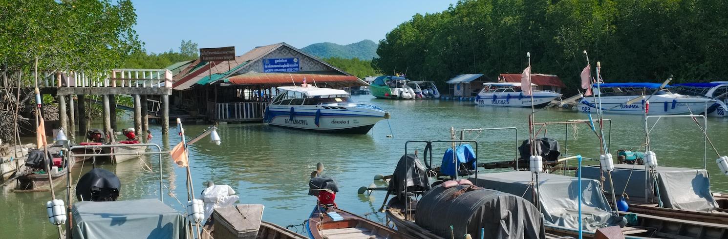 Pa Klok, Thailand