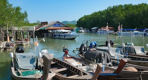 Bang Rong Pier