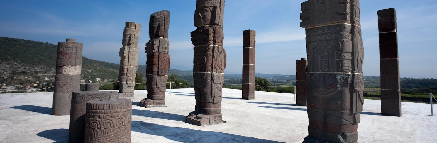 阿连德图拉, 墨西哥