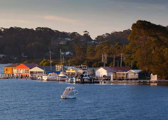 Narooma, Nový Južný Wales, Austrália