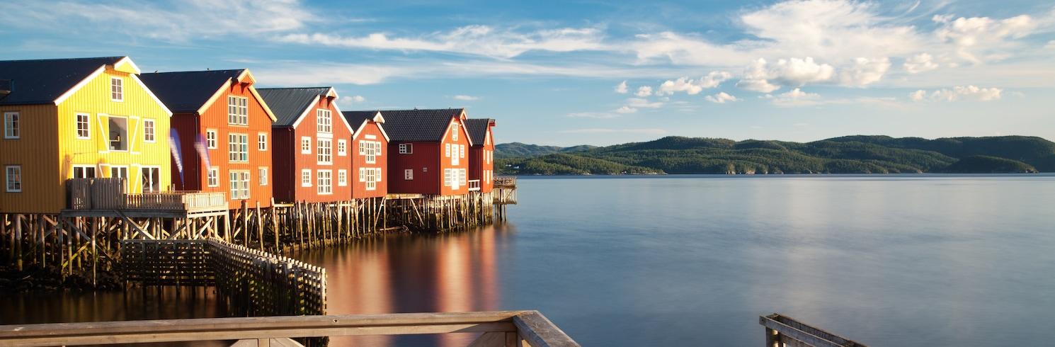 Namsos, Norsko