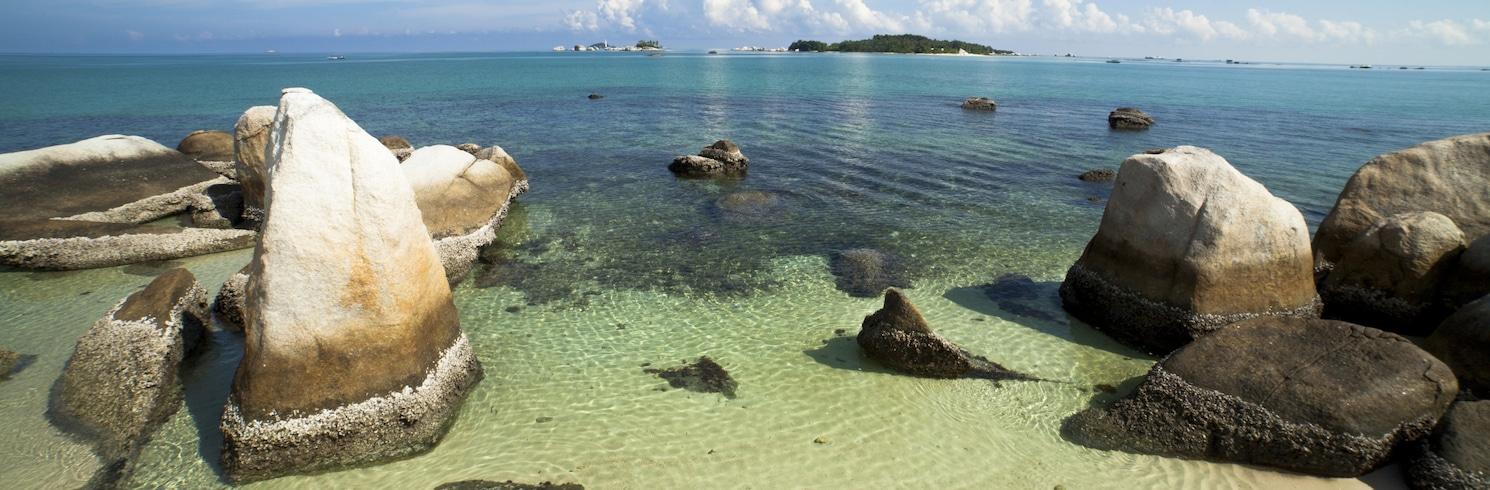Belitung Island, Indonesia
