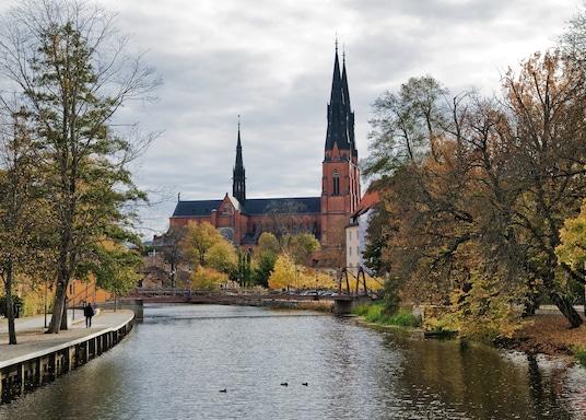 웁살라, 스웨덴