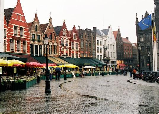 Brüj, Belçika