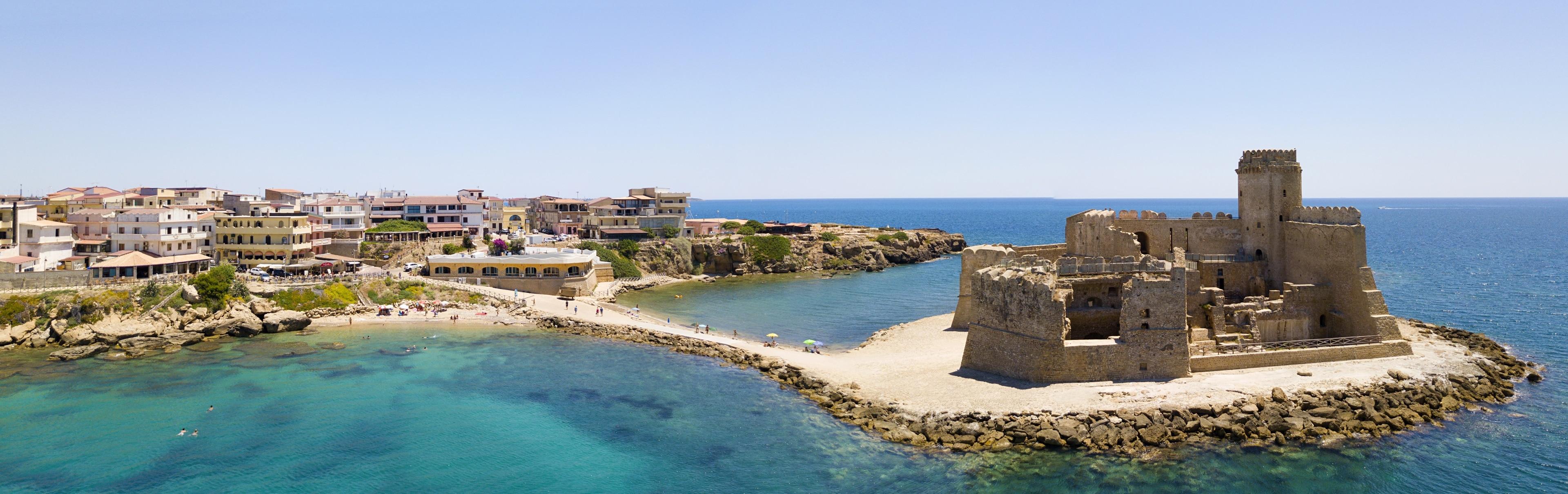 Isola di Capo Rizzuto, Calabria, Italy