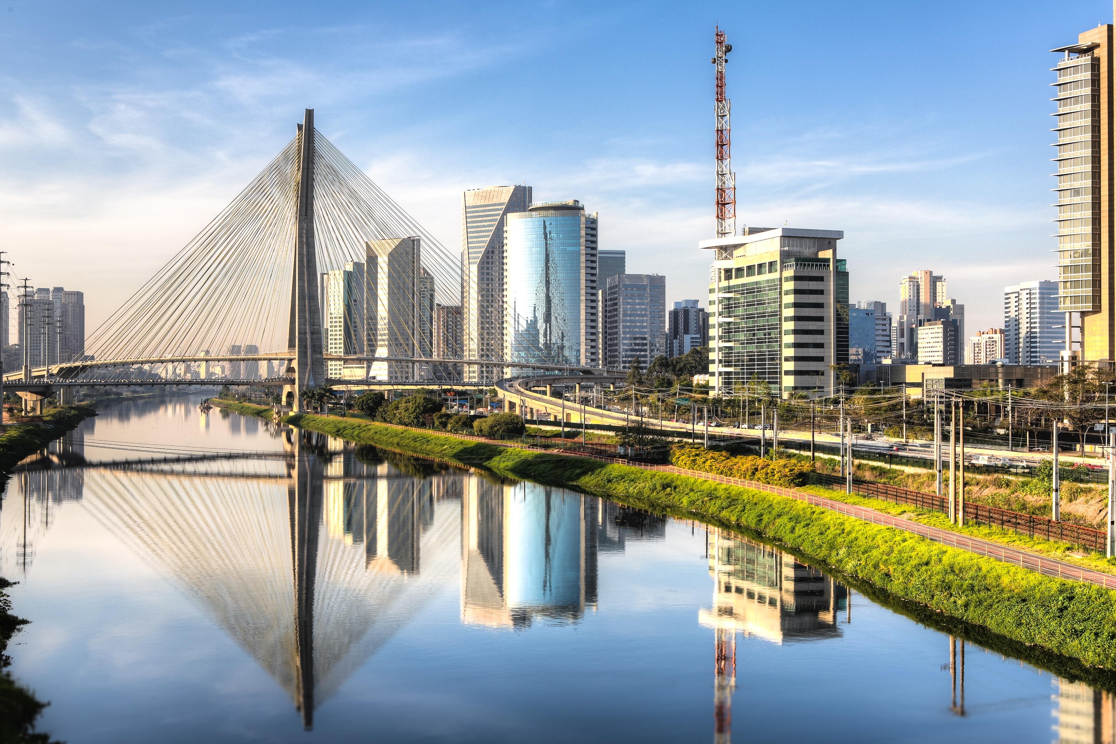 Vila Olimpia, São Paulo, São Paulo (État), Brésil