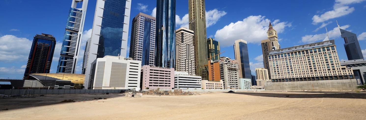 Trade Centre Area, Yhdistyneet arabiemiirikunnat