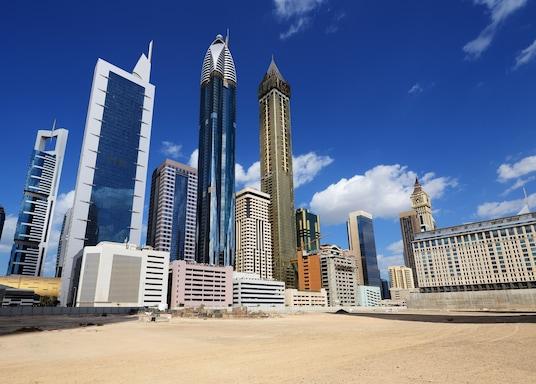 מרכז הסחר 2, איחוד האמירויות הערביות