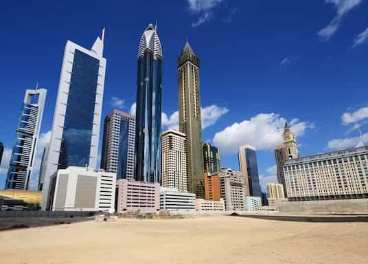 Trade Centre 2, United Arab Emirates