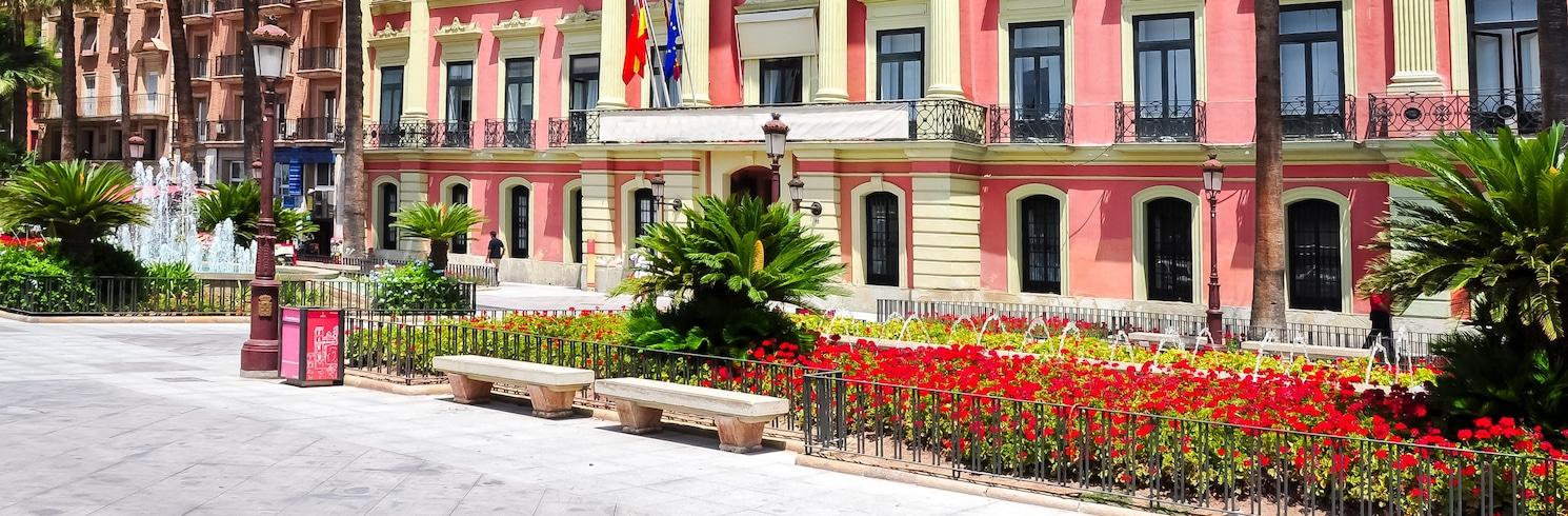 카르타헤나, 스페인