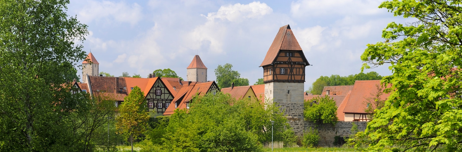 Dinkelsbuhl, Jerman