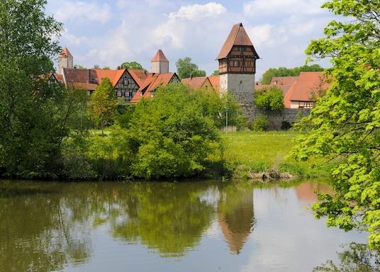 ディンケルスビュール, ドイツ