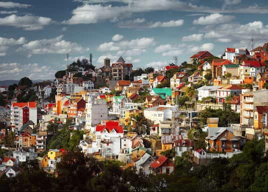 انالامانجا, مدغشقر
