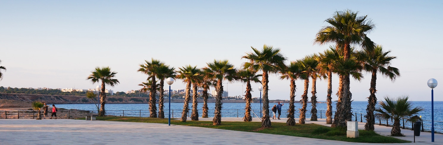 Playa Flamenca, Spanien