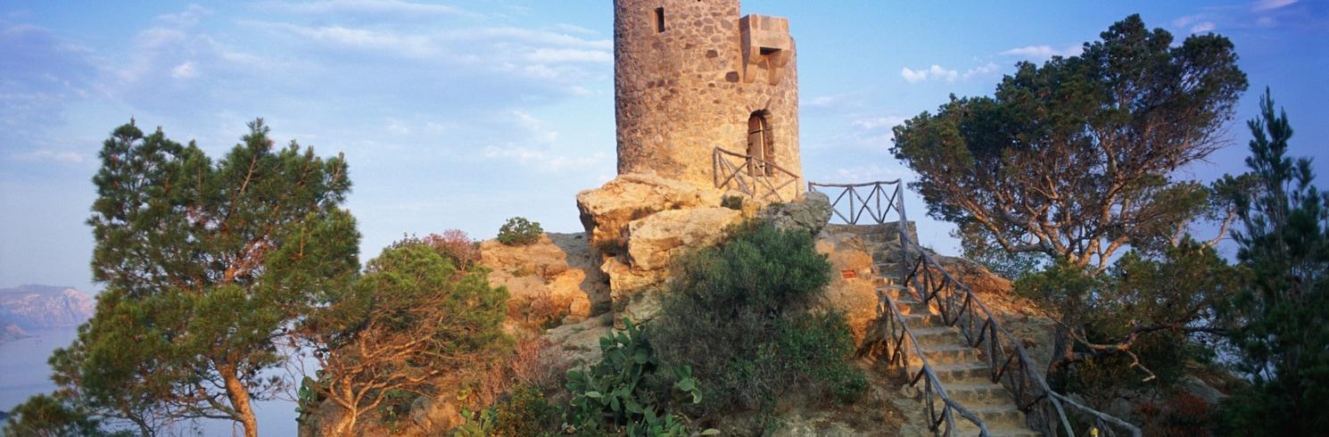 Banyalbufar, Spanien
