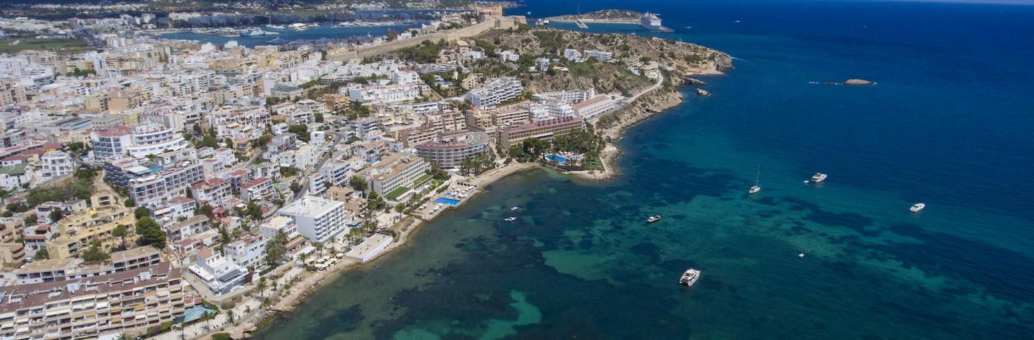 Ibiza-stad, Spanje