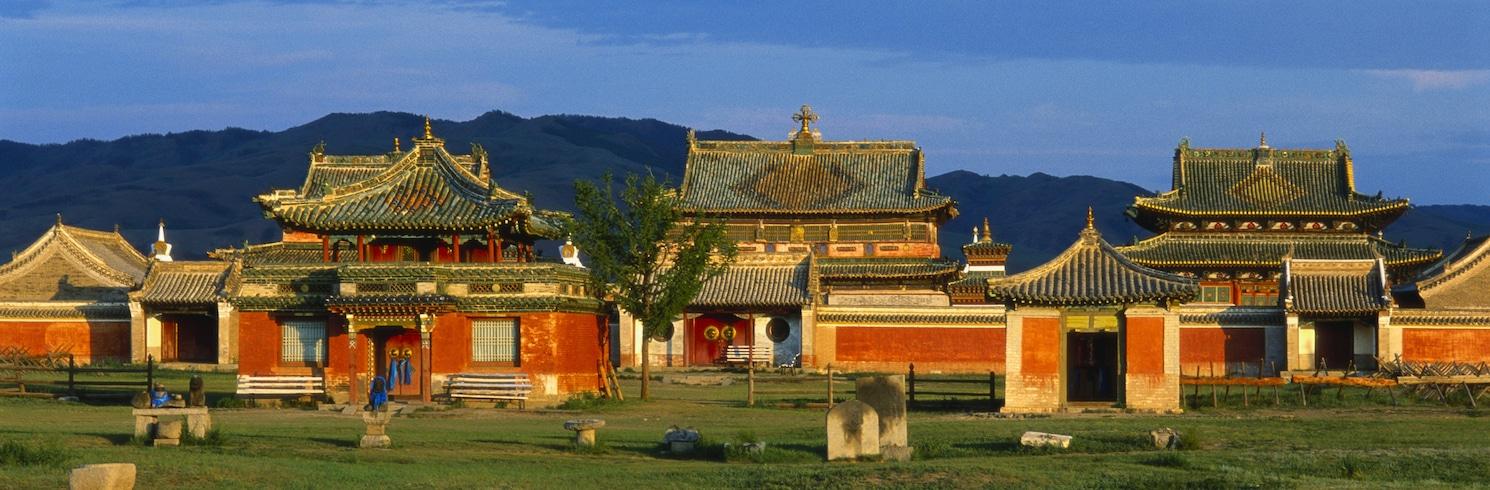 Kharkhorin, Moğolistan