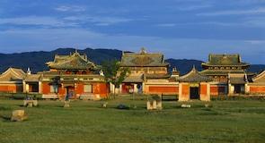 Erdene Zuu Manastırı