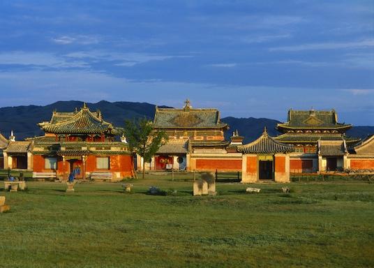 Harhorina, Mongolija