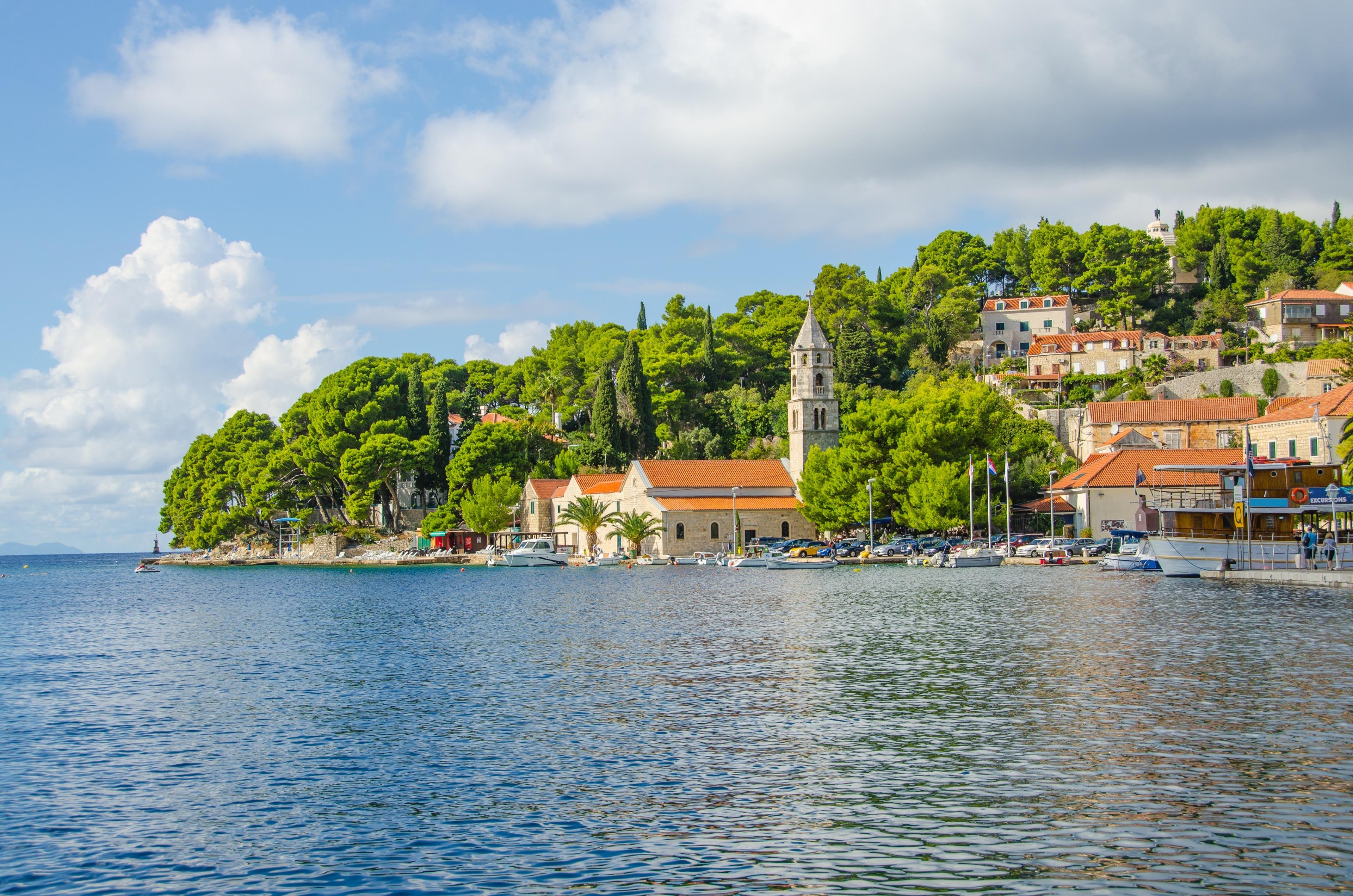 Cavtat, Konavle, Dubrovnik-Neretva, Croatia