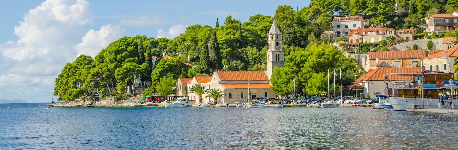 Cavtat Old Town, Croatia