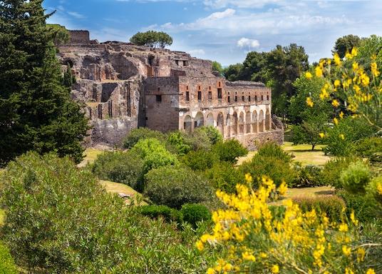 Vezúv – Pompei (körzet), Olaszország