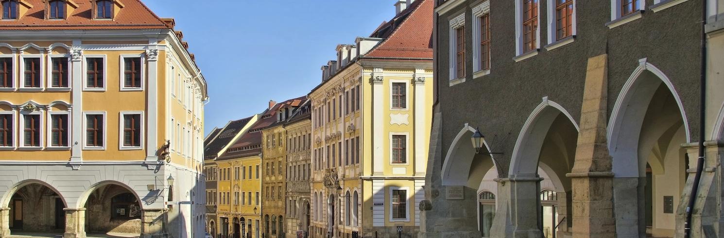 Gerlicas, Vokietija