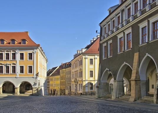 Altstadt Goerlitz, Vācija