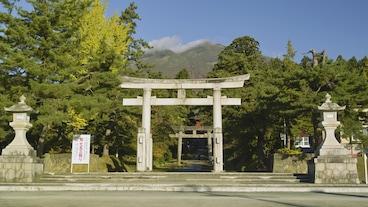 Iwakiyama-helligdommen/