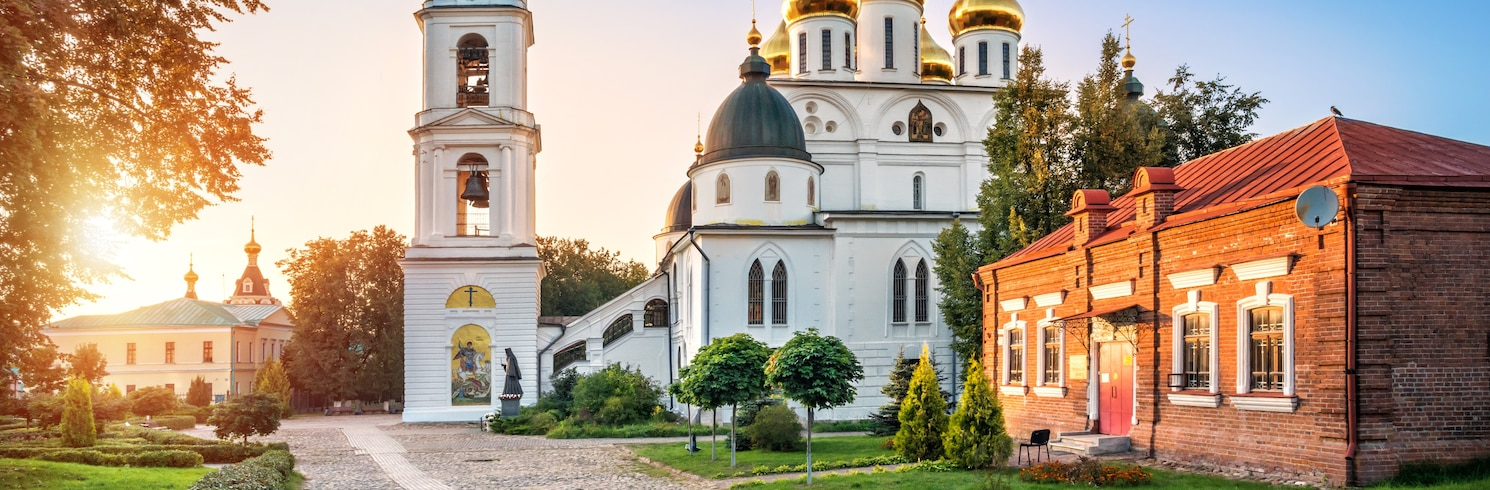 德米特洛夫, 俄羅斯