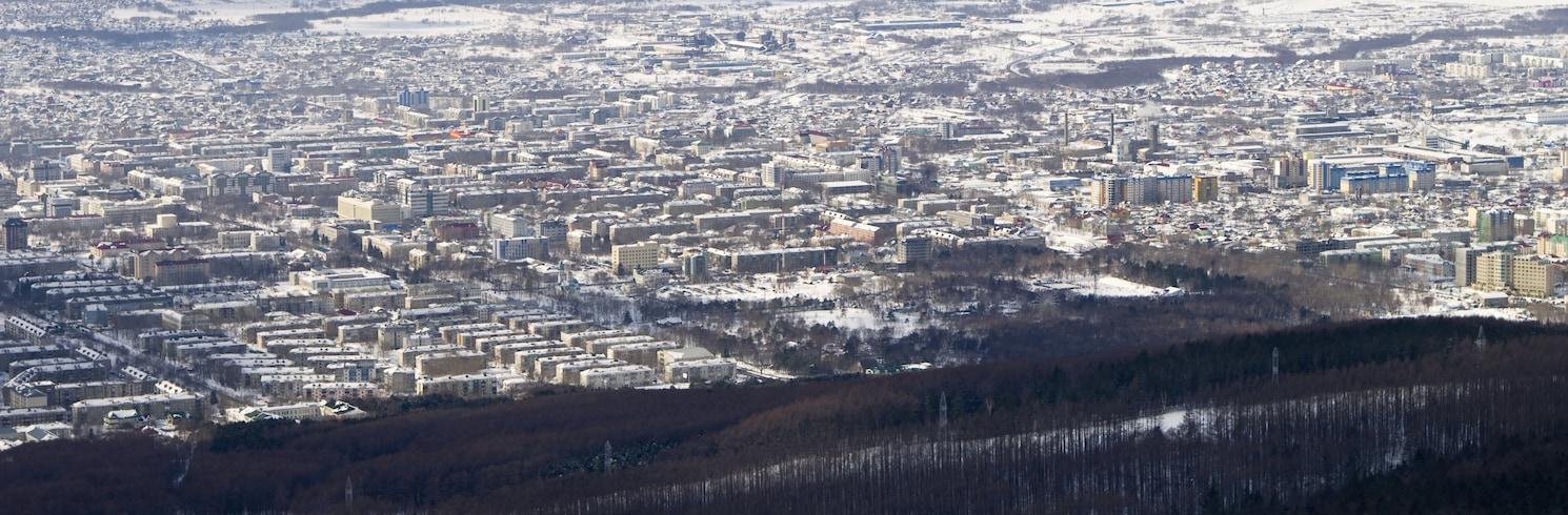 Yuzhno-Sakhalinsk, Rússland