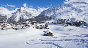 Estación de esquí de Arosa