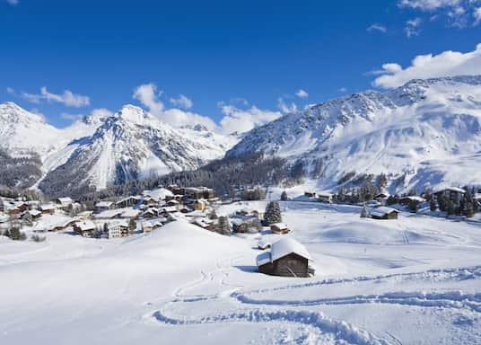 Arosa, Suiza