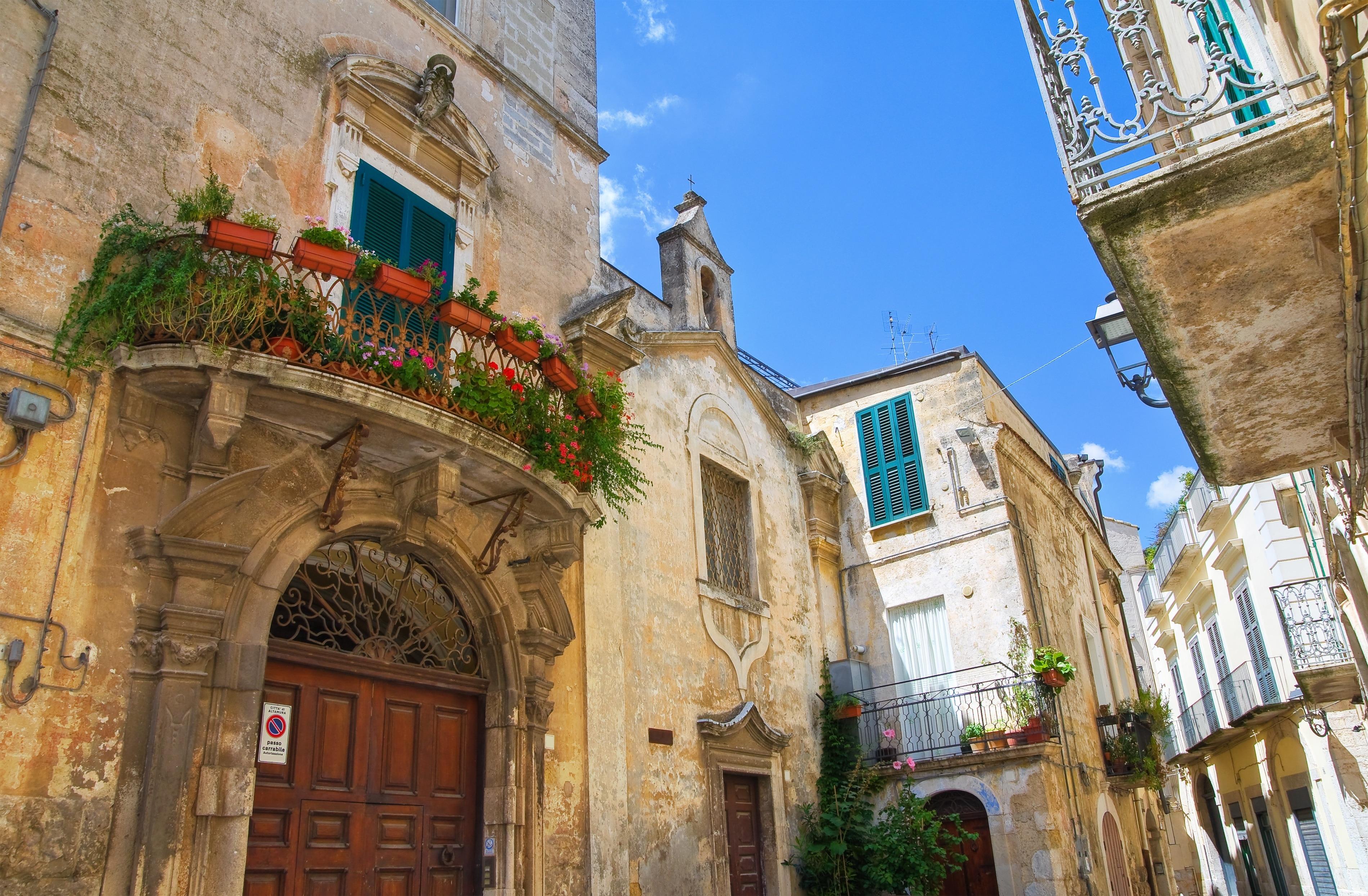 Altamura, Puglia, Italia