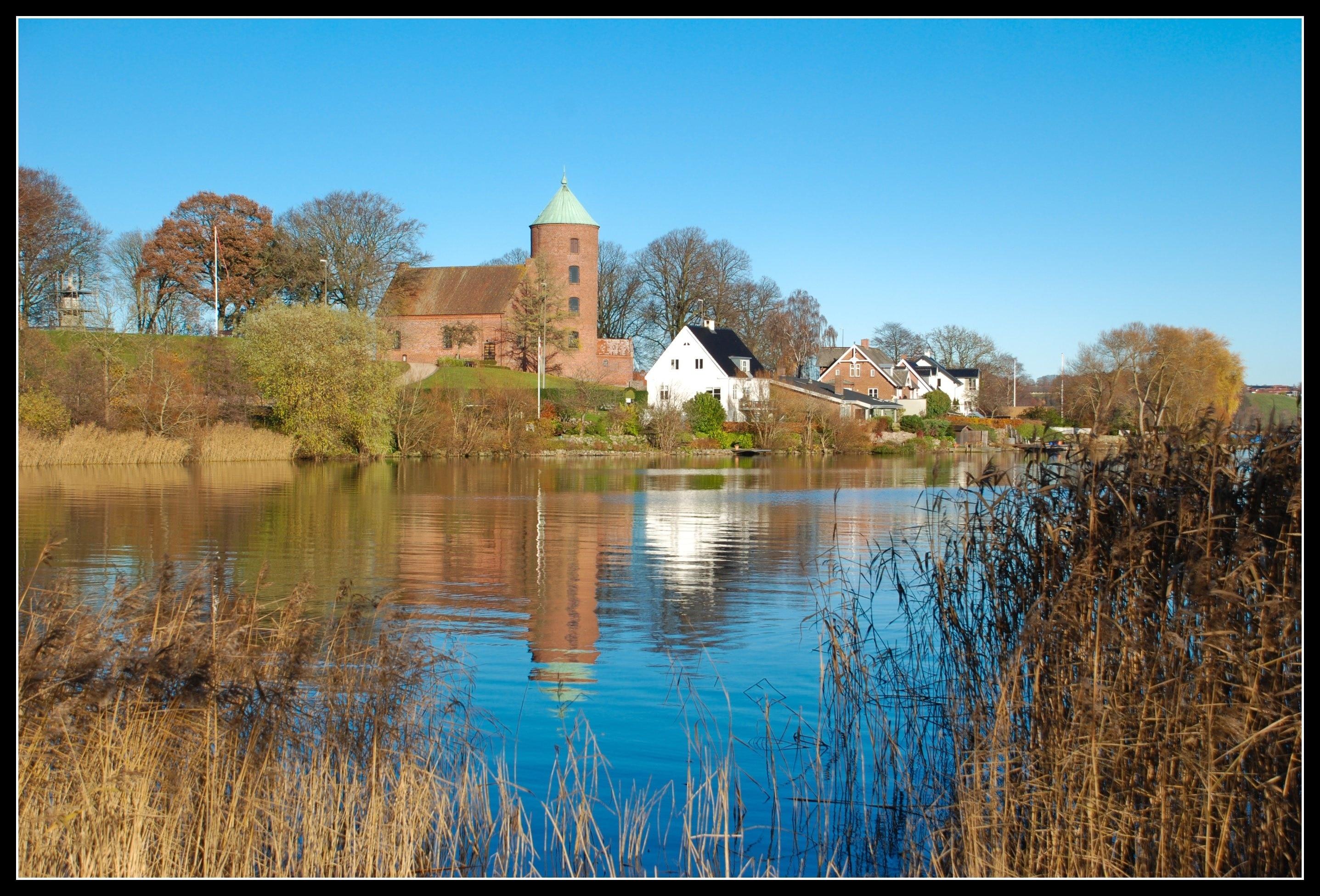 Skanderborg, Midtjylland, Denemarken