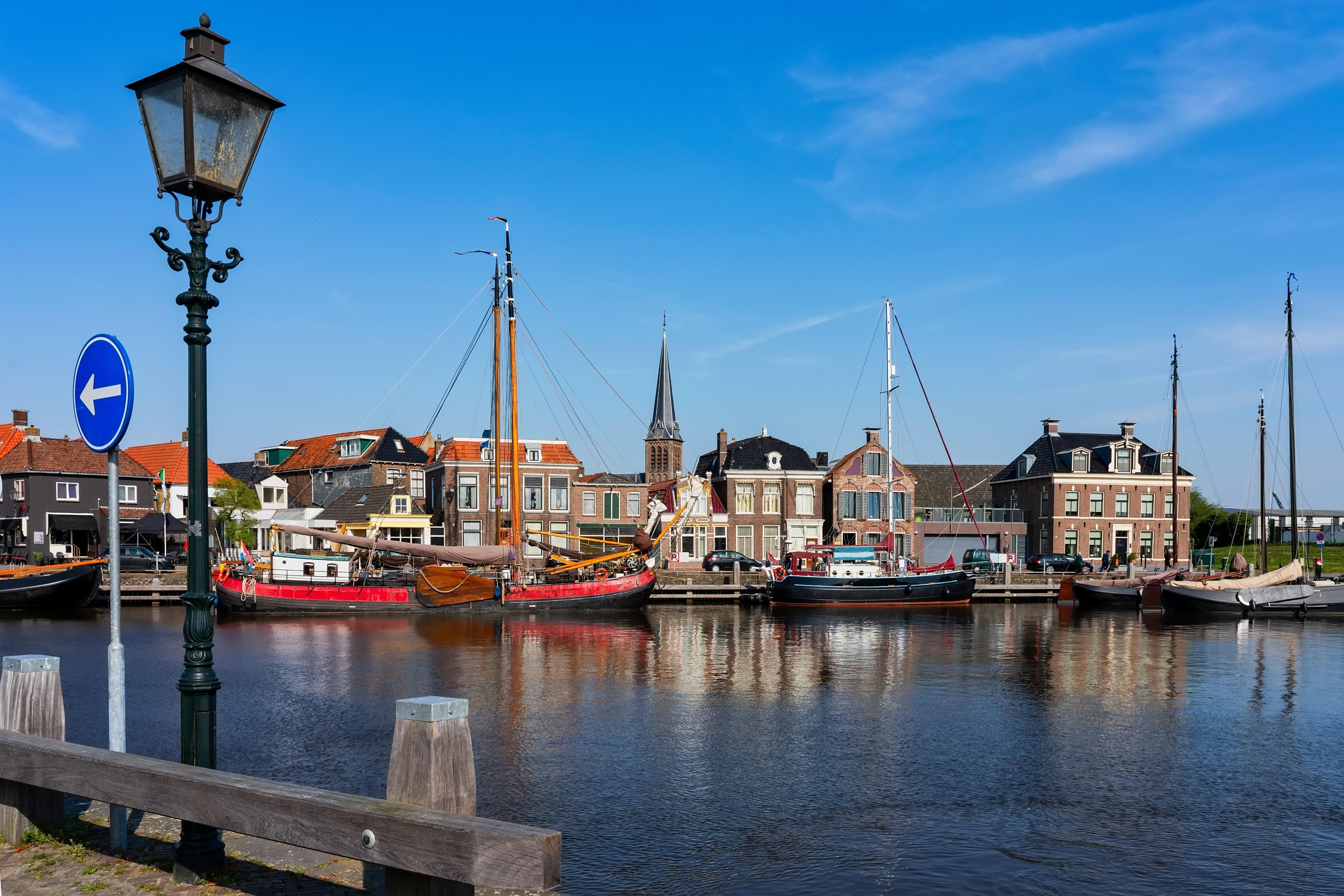 Lemmer, Friesland, Nederland