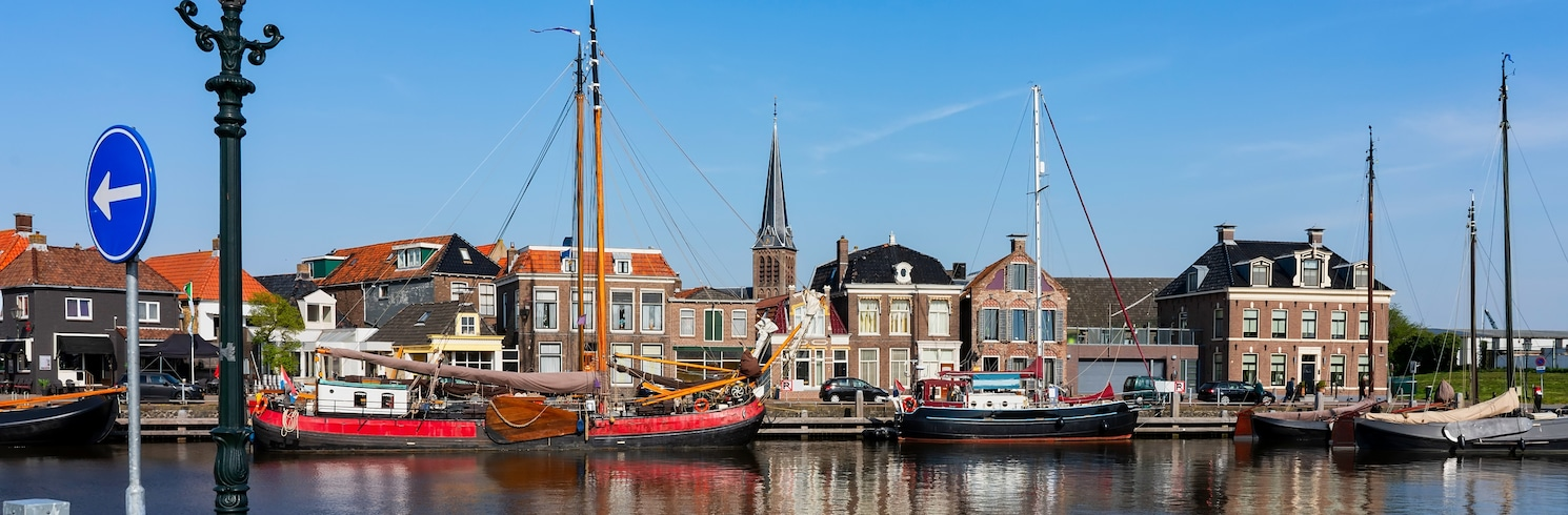 Lemeris, Nyderlandai