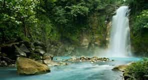 Catarata del Río Celeste