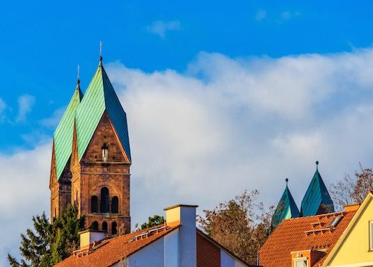 Bādhomburga, Vācija