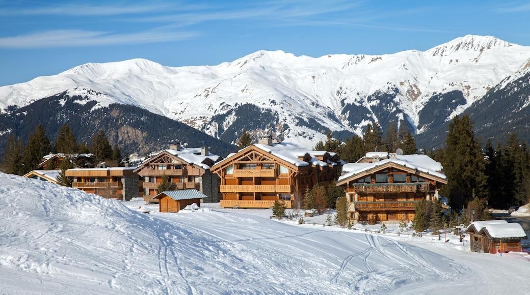 Station de ski de Courchevel 1650