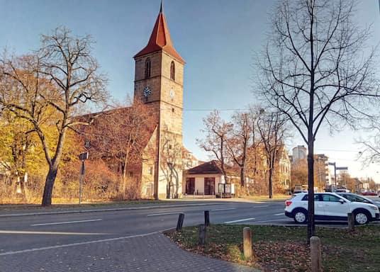 Südöstliche Außenstadt, Jerman