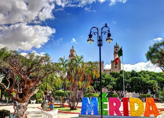 梅里達, 墨西哥